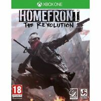 Homefront The Revolution Xbox One MINT - 1st Class Delivery
