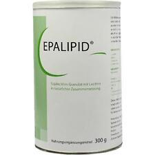 EPALIPID Sojalecithin Granulat   300 g   PZN148671