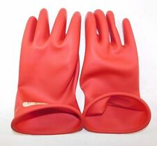 Marigold Red Electrical Gloves Size 11 1 Pr.  CLASS 00 R 11