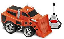 Radio Remote Control RC Car Kid Galaxy Soft Truck IR Bulldozer Ages 2+ Boys Toy