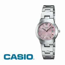 Casio Analog Casual Watch Enticer Silver Women's Ltp-1241d-4a