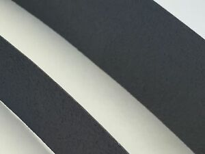 "1"" Non Skid Anti Slip Rubberized Tape BLACK 60 feet"