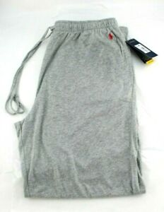 New POLO RALPH LAUREN Size XL Gray Super Comfort Men Lounge Pants MSRP $44