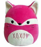 Squishmallow Pink Fox Stuffed Animal Soft Plush Gift Toy squishy Kids Pillow