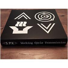 "SPK Working Cycle Transmission 5xLP+10"" BOX *SEALED* throbbing gristle boyd rice"