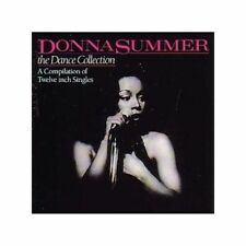 DONNA SUMMER - DANCE COLLECTION [CD]