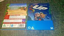 Disney de Pixar Up Blu-Ray Zavvi UK Edición Limitada Sold-Out Steelbook