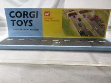 g Corgi Cardboard Display in Plastic Case 12.5 inches Highway Scene