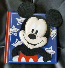 Disney Family Crafts Mickey Mouse Sticker Album