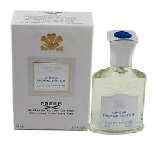 Creed Virgin Island Water Perfume 1.7/1.6 oz / 50 ml Millesime Spray New In Box