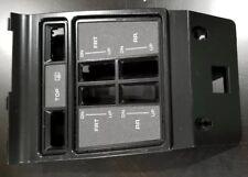 1987 88 89 Chrysler Lebaron Convertible Console Switch Bezel Mopar NOS OEM