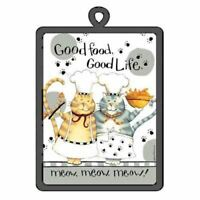 Good Food Good Life Pot Holder R2632