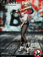 CAT TOYS 1//6人Fashion Girl CT020 Female Collectible Action Figure Full Set