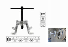 "Universal Cr-V 1/2"" Dr. Wheel Hub Puller Rear Brake Drum Remover Set 8"" Capacity"