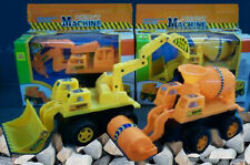 """Battery Operated 7"""" Musical """"Bump N Go"""" Construction Truck"""
