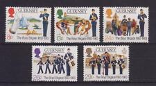 GUERNSEY 1983 BOYS BRIGADE STAMP SET MNH SG 268-272
