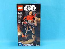 Lego Star Wars 75525 Baze Malbus Buildable Figure 148pcs New Sealed 2017