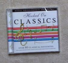 "CD AUDIO/ ROYAL PHILHARMONIC ORCHESTRA ""HOOKED ON CLASSICS"" CD COMPILATION  NEUF"