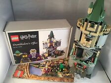Lego 4729 Harry Potter Dumbledore's Office • 100% COMPLETE wth All Minifigures