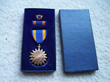 New listing Us Air Medal decoration set ribbon medal in the original 67 dated Lordship box