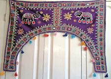 Malisha Marche Toran 100cm x 80cm Oriental exquisite window/door display.
