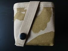 British Army KDU CARRIER POUCH FOR BOWMAN RADIO PRC354 -Desert DPM PLCE Unissued