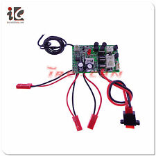 27Mhz PCB / Circuit Board For SH 8832 C8 CYCLONE Spy RC Helicopter Parts 8832-25