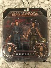 Diamond Select Toys Battlestar Galactica Athena and Boomer MOC