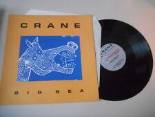 "LP Punk Crane - Big Sea 12"" (4 Song) WORKER'S PLAYTIME ELEMENTAL REC"