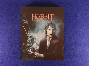 The Hobbit An Unexpected Journey Steelbook - Blu Ray - Free Postage !!