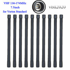 10x VHF Antenna ATV-6XL for VERTEX Standard VX400 VX410 VX420 VX450 Radios 7.5/""