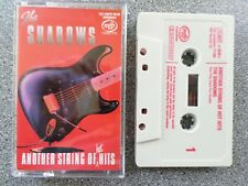 THE SHADOWS - ANOTHER STRING OF HOT HITS -  ALBUM - CASSETTE TAPE