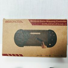 BEBONCOOL Mobile Controller for iPhone Android Wireless Game Mapping Controller