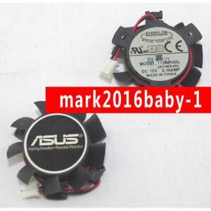 Everflow T124010DL DC12V 0.10A 40*40*10mm 4CM 40mm 2Wire Graphics Cooling Fan