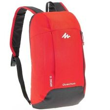 New Grey Red Blue 10L Rucksack Backpack Small Walking Hiking Cycle Travel Bag