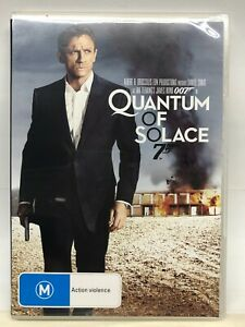 Quantum of Solace - DVD - AusPost with Tracking