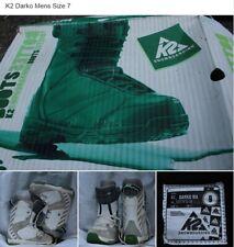 Mens Snowboard Boots Size 9US (UK8) K2 Darko