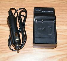 Unbranded Video/Digital Travel Charger for (CNP40) Rechargeable Batteries *READ*
