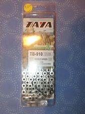 "Taya Chain 410H 1-Speed 1//2/"" x 1//8/"" Single Speed 112 Link Orange"