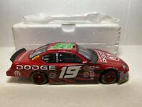 Jeremy Mayfield 2005 Dodge Dealers Charger #19 Action Diecast Bank - No Box