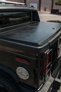 HPC Hummer H2 SUT Locking Hard Tonneau Cover