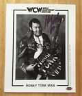 The Honky Tonk Man Signed Autograph 8x10 Photo WWF WWE WCW ECW NWA HOLOGRAM COA