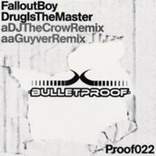 FALL OUT BOY Drug Is The Master (DJ The Crow Remix)  (Guyver Remix)  Uik Dj 12""