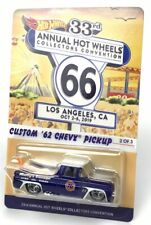 2019 Hot Wheels 33rd Collectors Convention 62 Chevy Pick Up Truck - LAX Marriott
