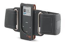 Belkin Sports Gym Armband Case for Ipod Nano 1G 2G 1st 2nd Gen F8Z105-gry