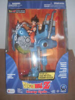 Dragon Ball Z Figure: Stomp Cycle with Goku