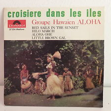 Groupe hawaien ALOHA Croisiere dans les iles Red sails in the sunset ...  27256