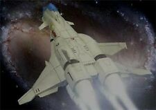 Minerva Battleship Crusher Joe Spacecraft Wood Model Large New