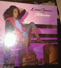 Donna summer the wanderer lp disco vinile nuovo sigillato u 99124 raro mint 33