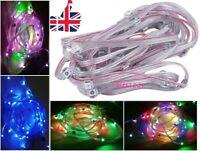 50Pcs WS2812B Pre-wired LED Pixel Module String Light Full Color 5050 RGB 5V Yt
